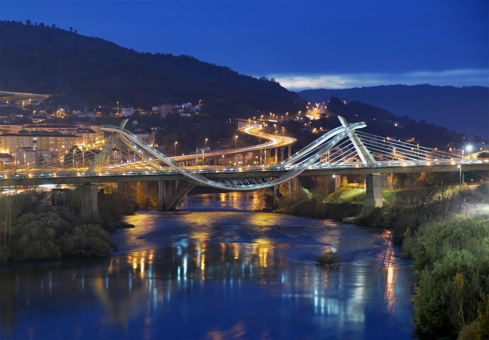 Orense. Puentes. Bridges