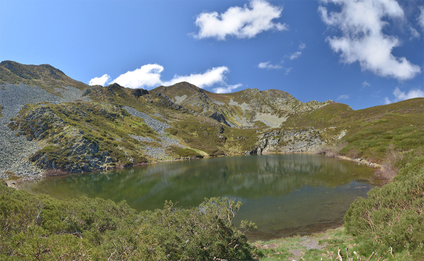 Lagunas de Fasgeo. Fasgeo lakes. #2