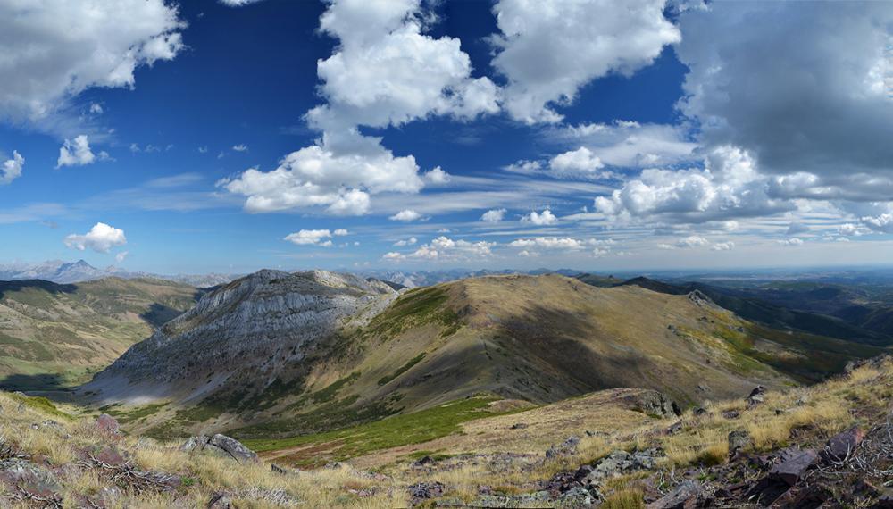 Algunas cumbres. Some summits