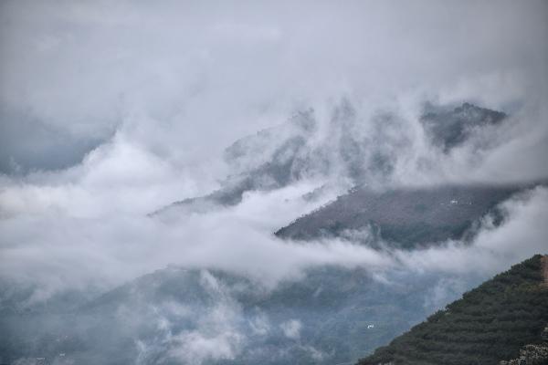 Entre las nubes. Among the clouds #3