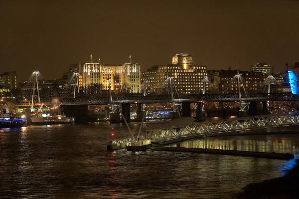 Escena del Támesis. Thames scene