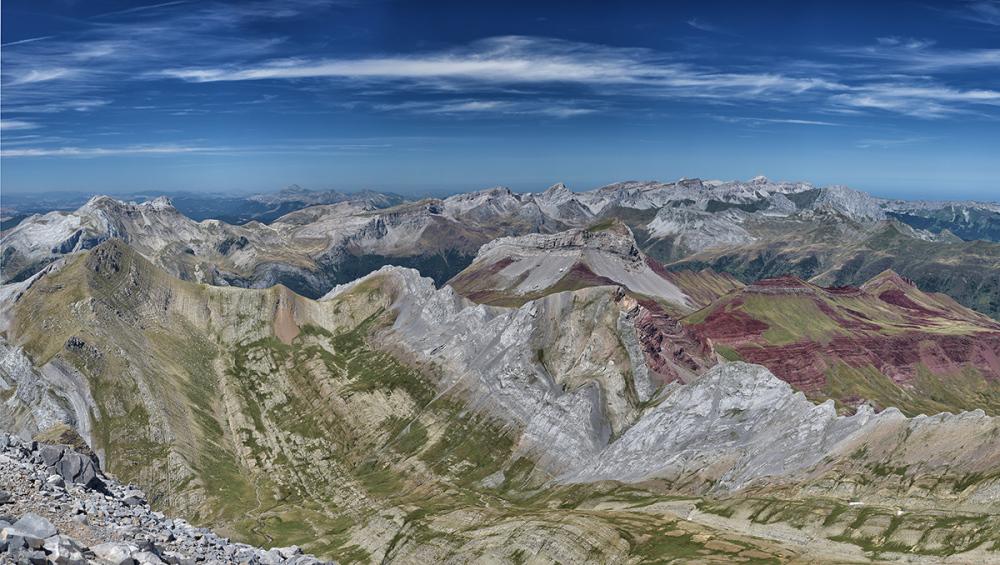 Pirineos. Pyrenees. 2016-01