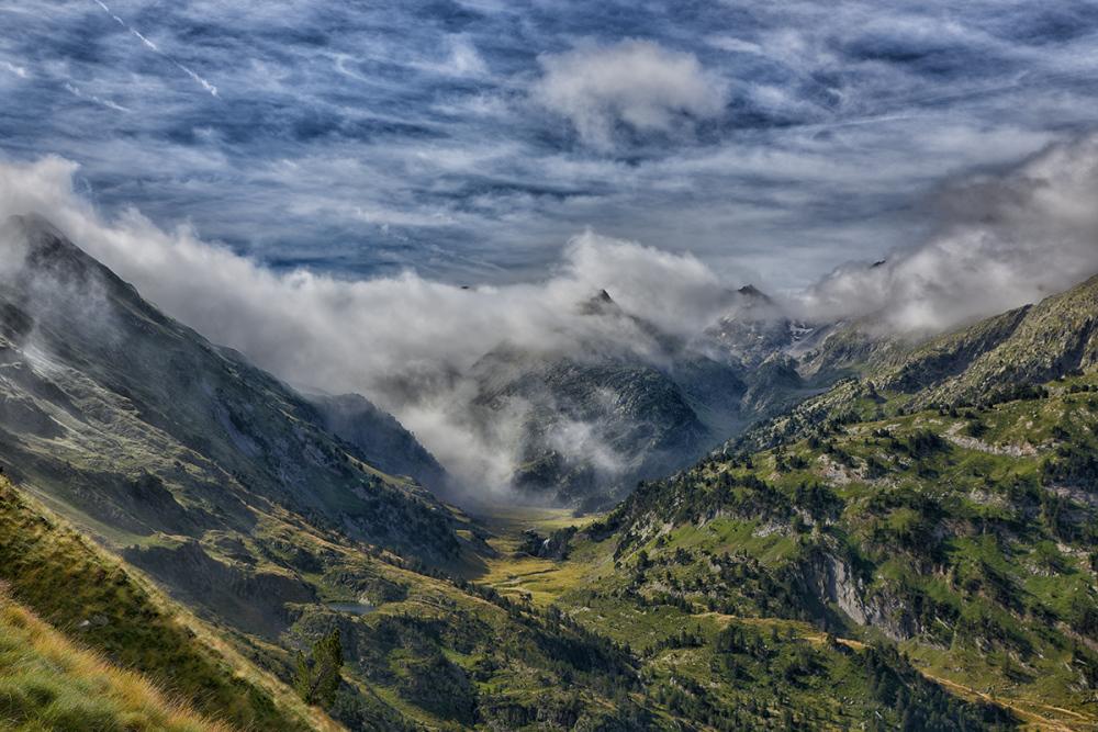 Pirineos. Pyrenees. 2016-02