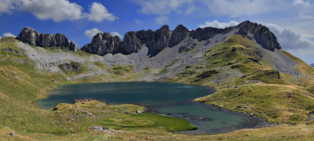 Pirineos. Pyrenees. 2016-03