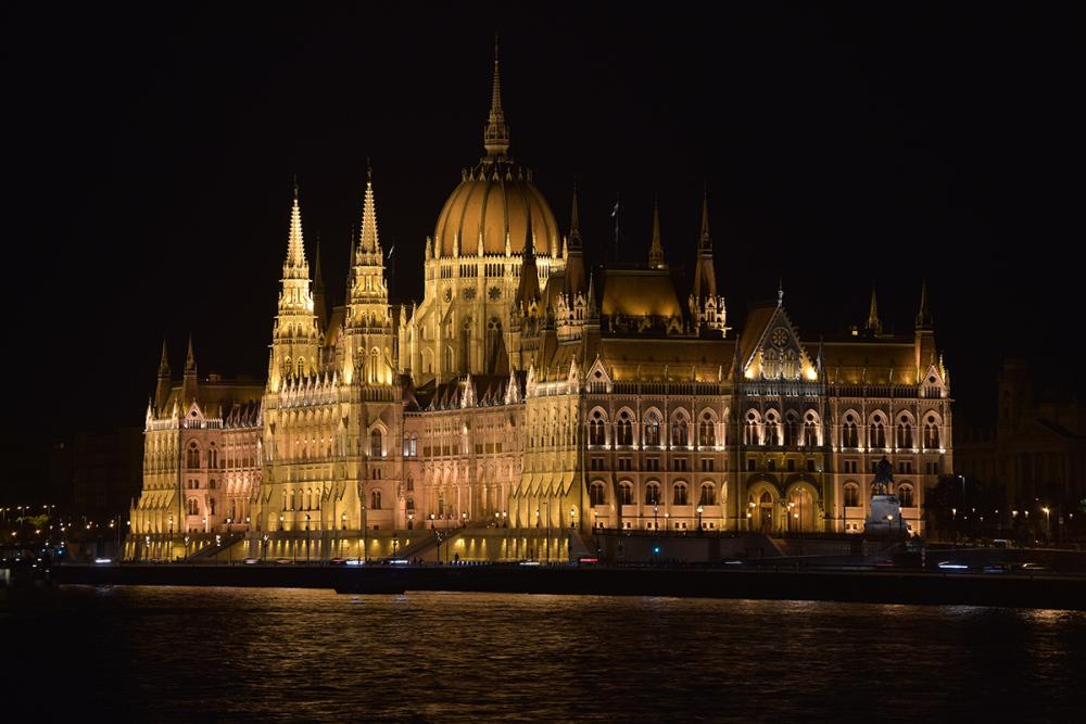 Parlamento de Budapest. Budapest's Parliament