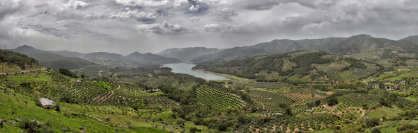 Sierra de las Villas - Cazorla.