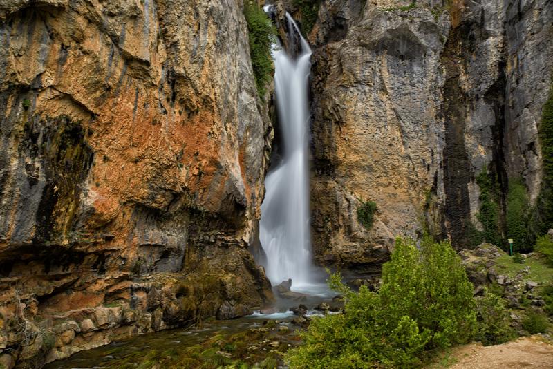 Río Borosa. Water falls of Borosa River-02