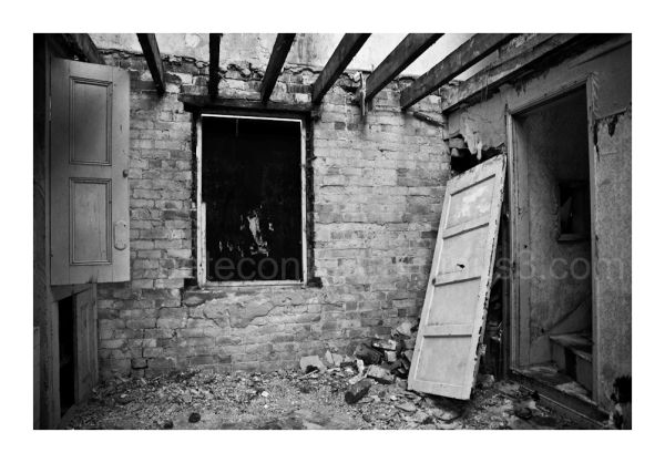 A Ruined Farmhouse