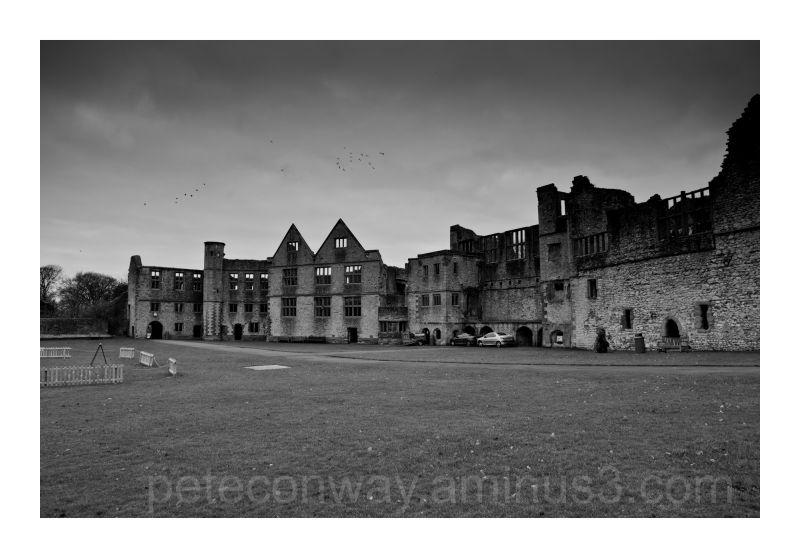 Dudley Castle (interior)