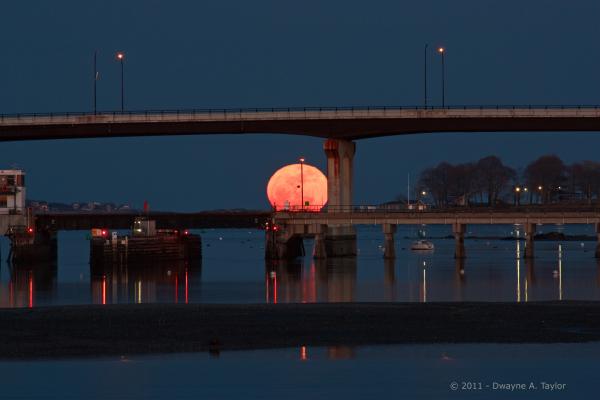 Super Perigee Moon 2011