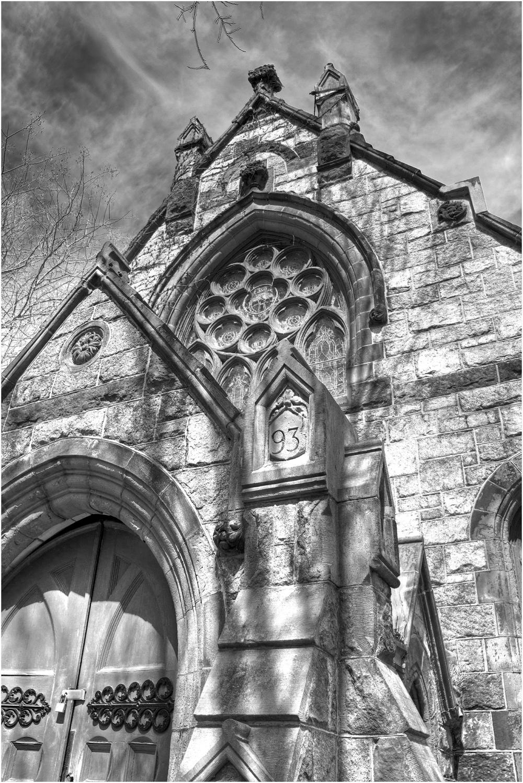 Scary Chapel