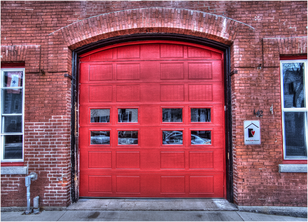 Station 2 Red Door