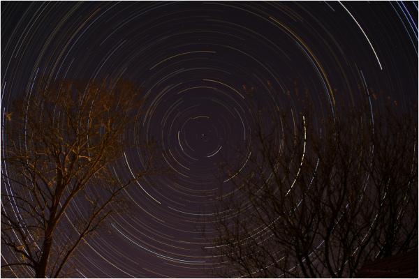 Star Trails 3