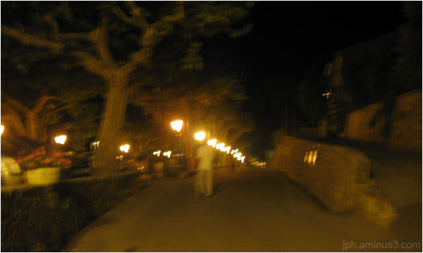 Nocturne en Provence