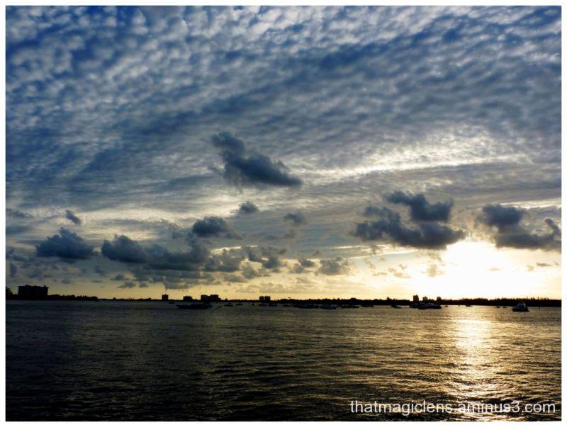 Bay Sunset 3