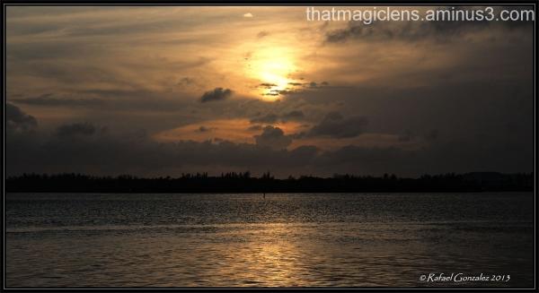 La Puesta del Sol