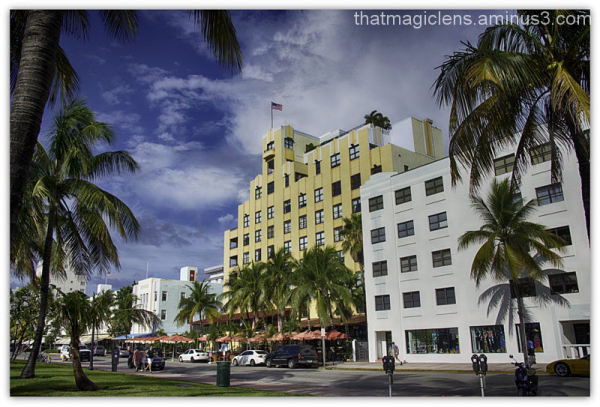 Ocean Drive, South Beach, Fl.