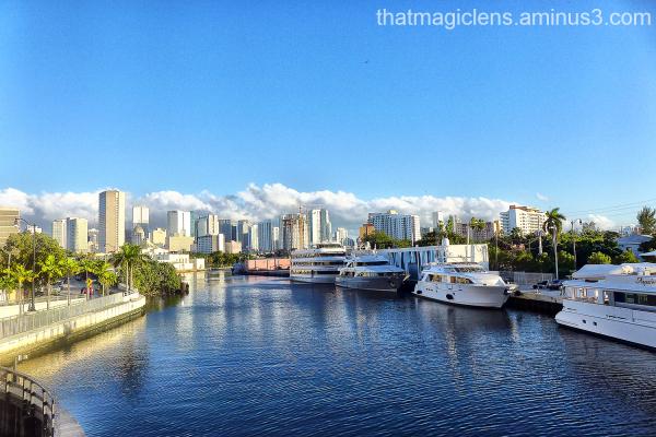 Miami River 1
