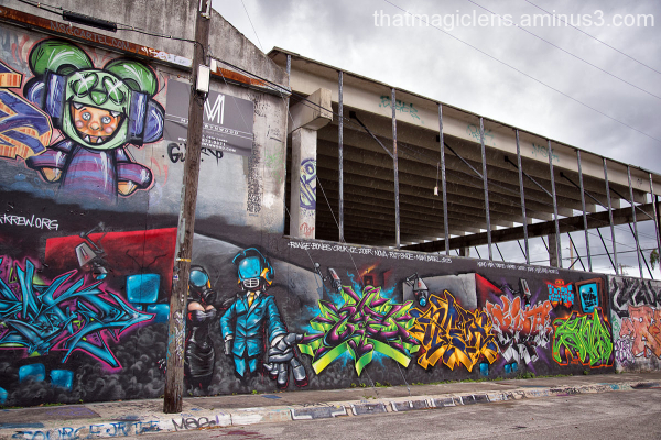 The Old Warehouse at Wynwood
