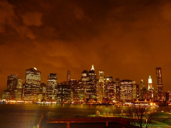 Manhattan en ebullición