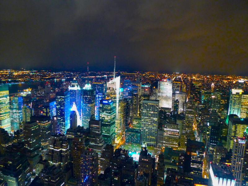 Manhattan a tus pies