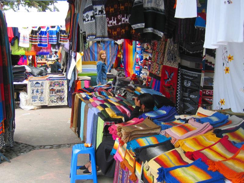 Indígena ecuatoriana IV