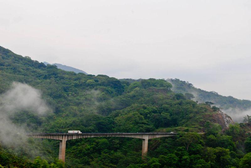 Bridge Costa Rica cloud
