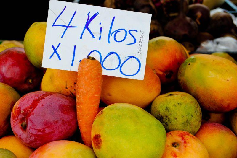 Fruit 4 kilos