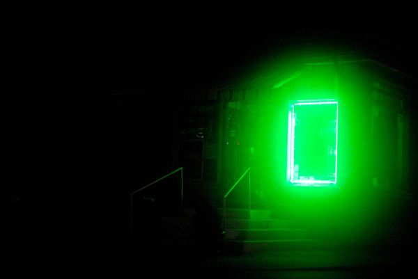 Night green