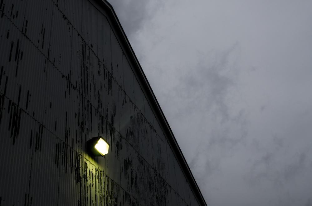 Light falling