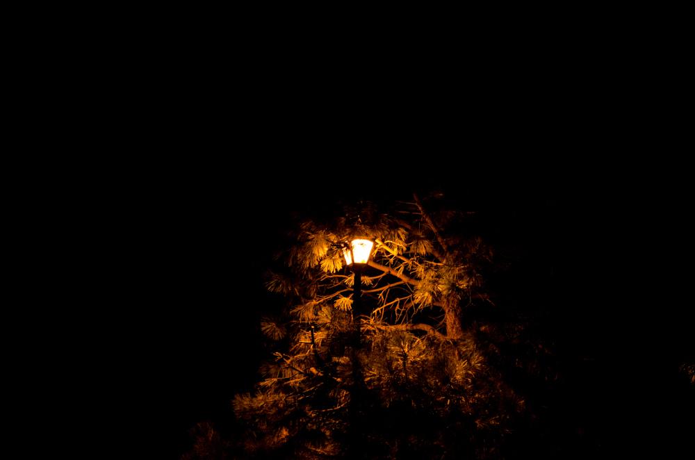 Overrun light