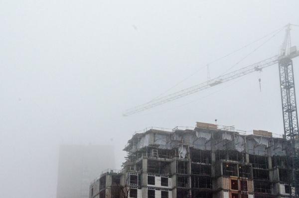 Building fog