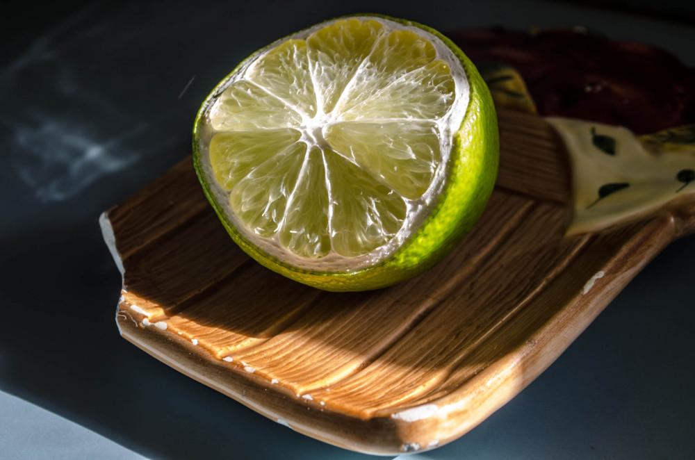 Dry lime