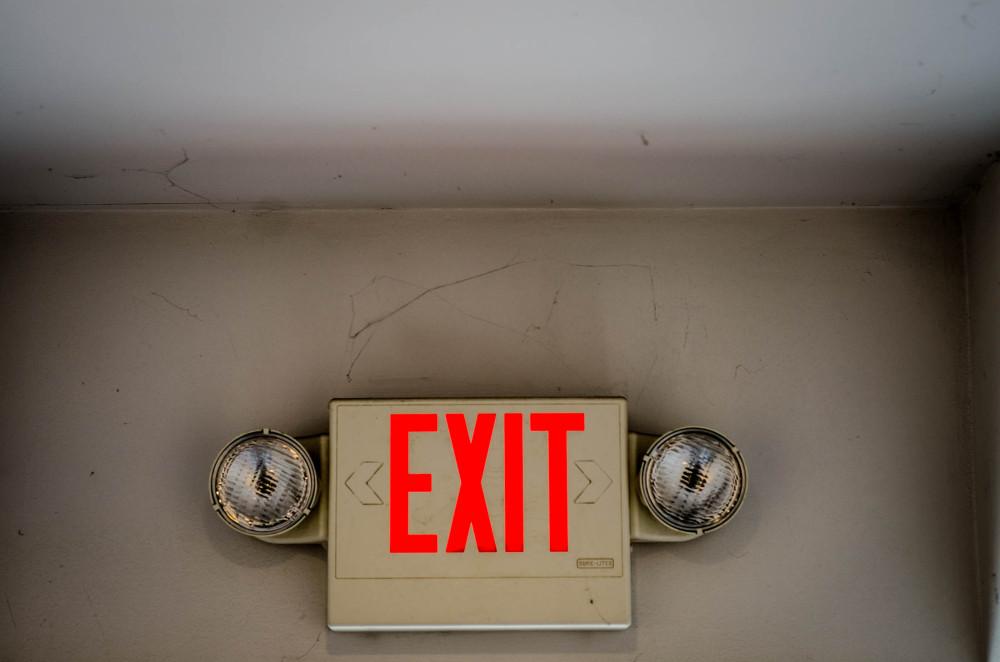 Simple exit