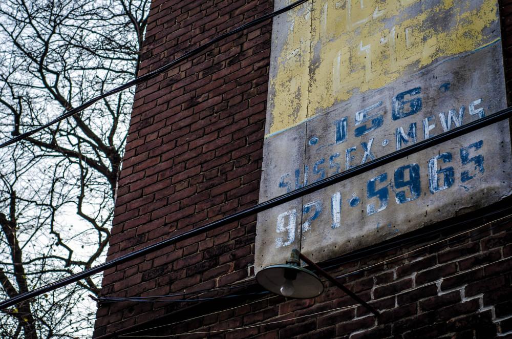 Lost billboards