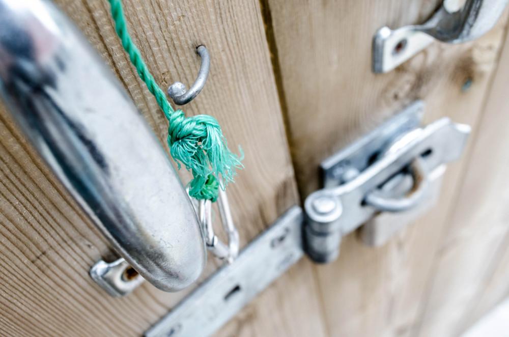 Ties and locks