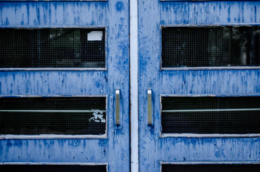 Public doors