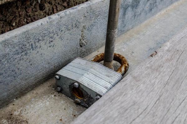 Lone lock
