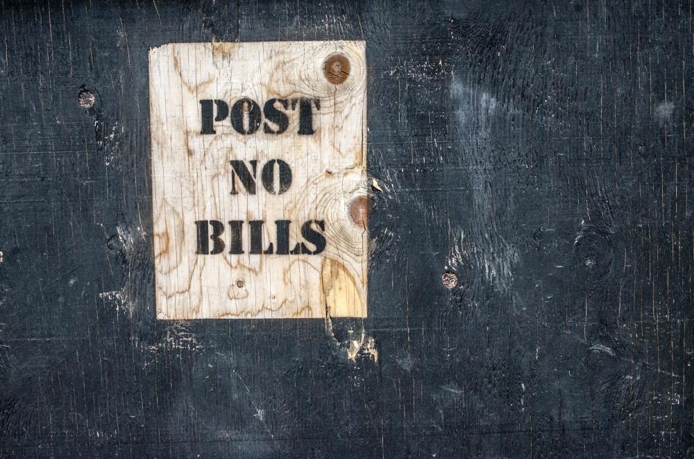 No post
