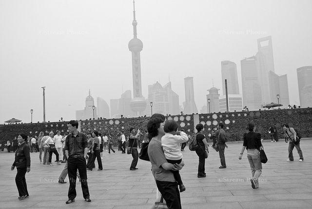 the bund,shanghai