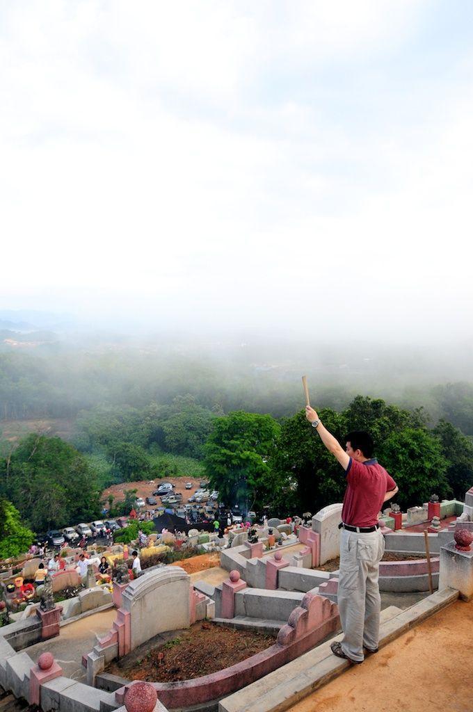 During Qing Ming