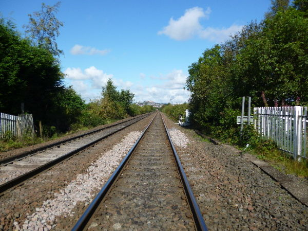 ......Train gone