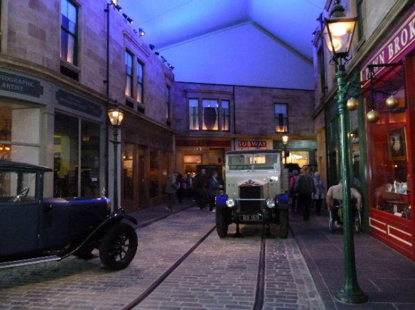 Olde worlde street