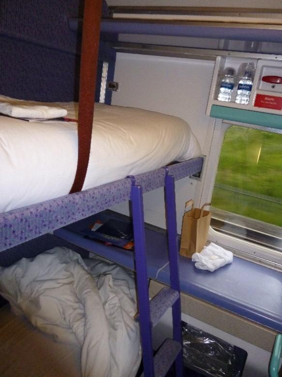 Sleeper cabin