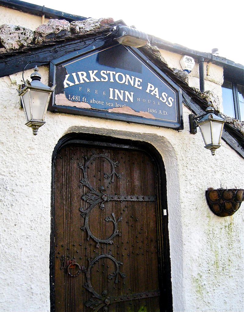Kirkstone Pass Inn, England