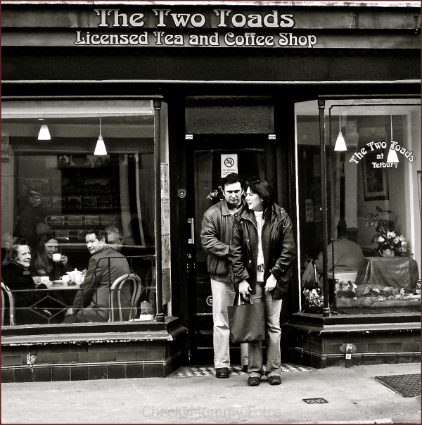 The Two Toads in Tetbury