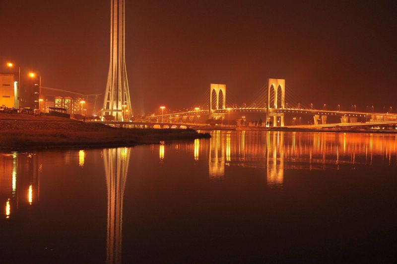 Reflections in Macau