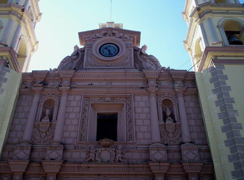 Frontón de Catedral - jl