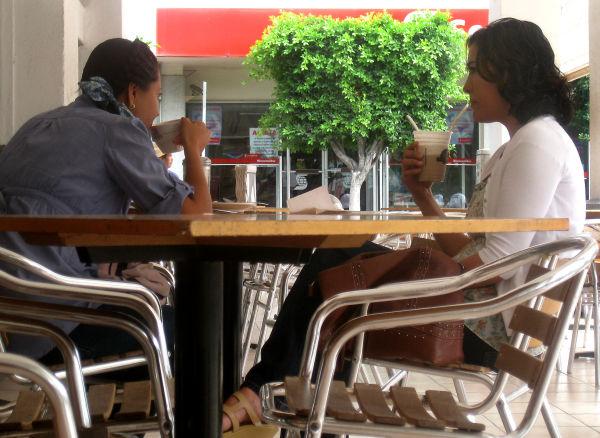 Café  a las 11:00 de la mañana