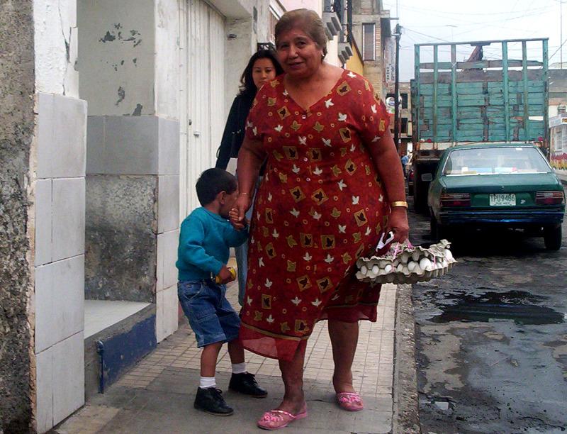 La abuela MM